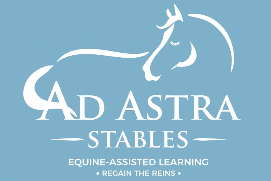 Logo image for Ad Astra Stables Equine-Assisted Learning
