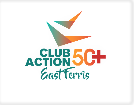 Logo image for Club Action 50+ East Ferris