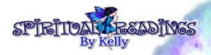 Logo image for Spiritual Readings by Kelly