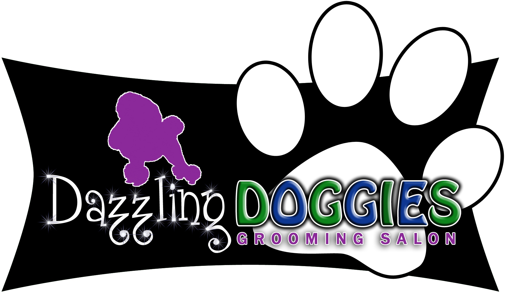 Logo image for Dazzling Doggies Grooming Salon