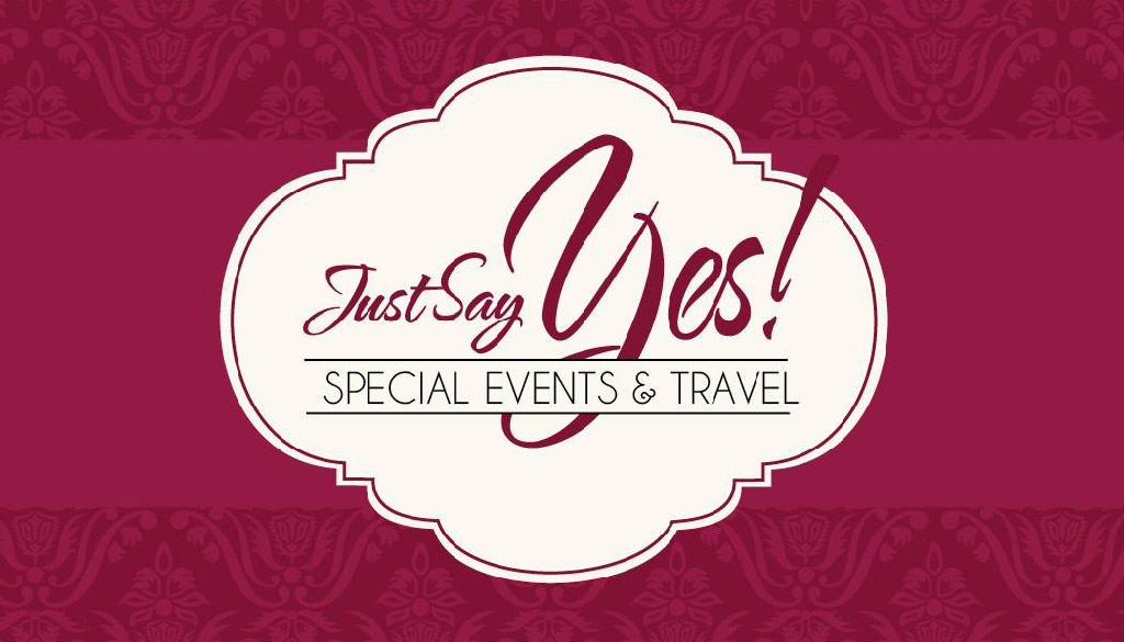 Logo image for Just Say Yes! Wedding & Events